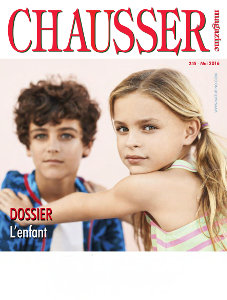 Chausser Magazine, mai 2016, n245, Premi�re de Couverture