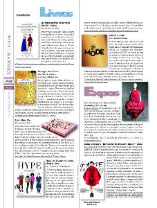 Chausser Magazine, mai 2016, n245, Page Découvrir Culture