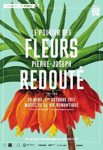 Le pouvoir des fleurs : Pierre Joseph Redouté.