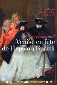 Sérénissime ! Venise en fête, de Tiepolo à Guardi