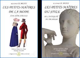Achat couplé Les Petits-maîtres de la mode et du style