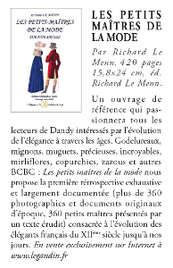Dandy Magazine Automne 2015 Page 24