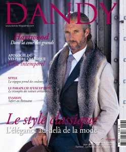 Dandy Magazine Automne 2015 Premi�re de Couverture