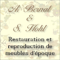 A. Bernal & S. Hohl : Restauration et reproduction de meubles d'époque