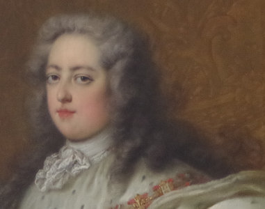 Cravate du 18e siècle