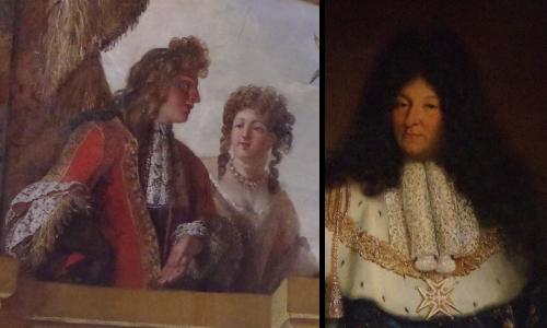 Cravates du 17e siècle