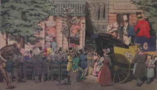 Paris romantique, 1815 – 1848