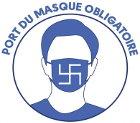 Prt du masque obligatoire = fascisme
